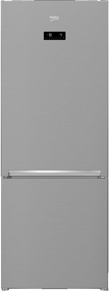 Beko RCNE560E40ZXP Stand-Kühl-Gefrierkombination/ Energieeffizienzklasse A+++