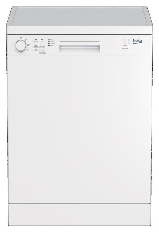 Beko DFN05310W Stand-Geschirrspüler/ Energieeffizienzklasse A+