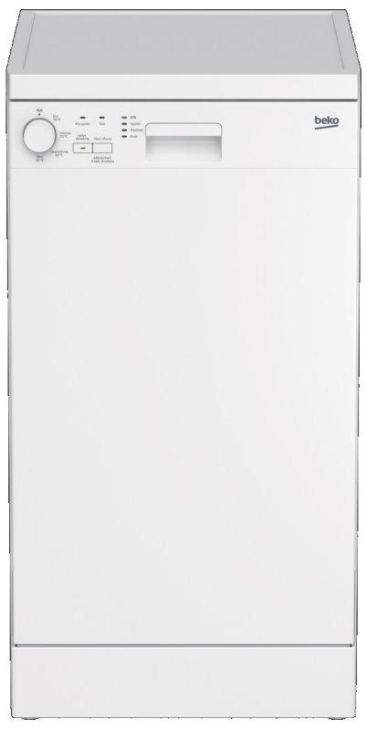 Beko DFS04011W Stand-Geschirrspüler/ Energieeffizienzklasse A+