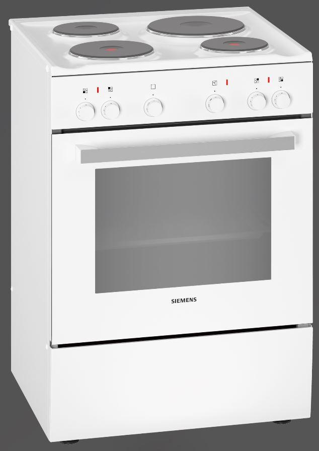 Siemens HQ5P00020 Elektro-Standherd/ Energieeffizienzklasse A