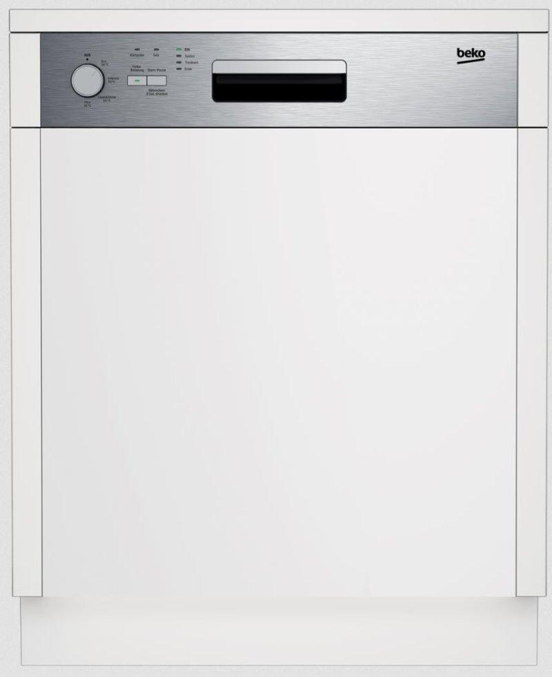 Beko DSN04310X Einbau-Geschirrspüler/ Energieeffizienzklasse A+