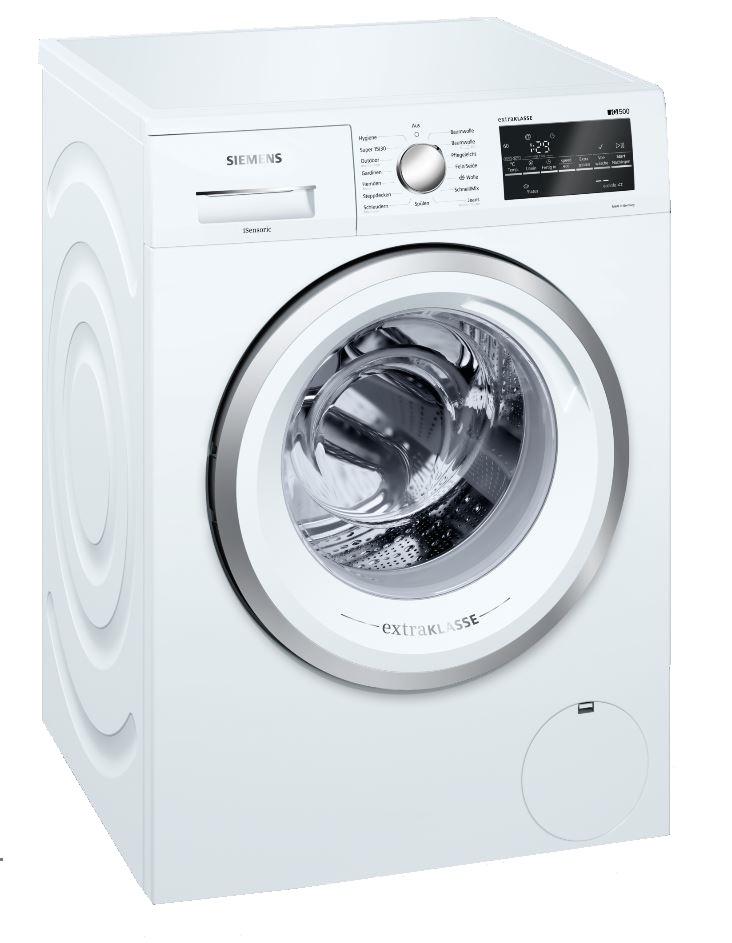 Siemens WM14G491 iQ500 Waschmaschine/ Energieeffizienzklasse A+++