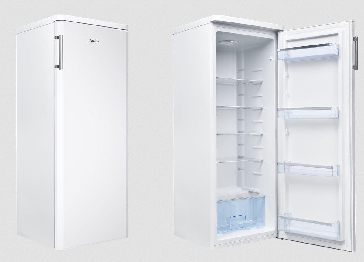 Amica VKS354120W Stand Kühlschrank/ Energieeffizienzklasse A++