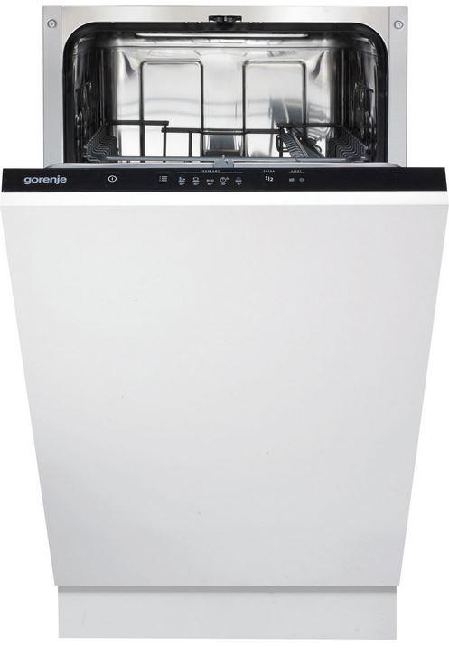 Gorenje GV52010 Einbau-Geschirrspüler/ Energieeffizienzklasse A++