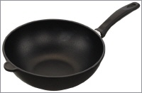AMT-Gastroguss Modell I-1128 S Induktions-WOK