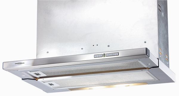 Oranier 5EL-60  Flachschirmhaube / Schublüfter 884111/ Energieeffizienzklasse C