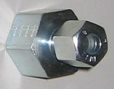 Adapter 1/2 Zoll x 8 mm gerade/Verschraubung GAI 07-768-00