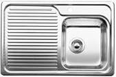 BLANCOCLASSIC 40 S Einbauspüle, Edelstahl Seidenglanz