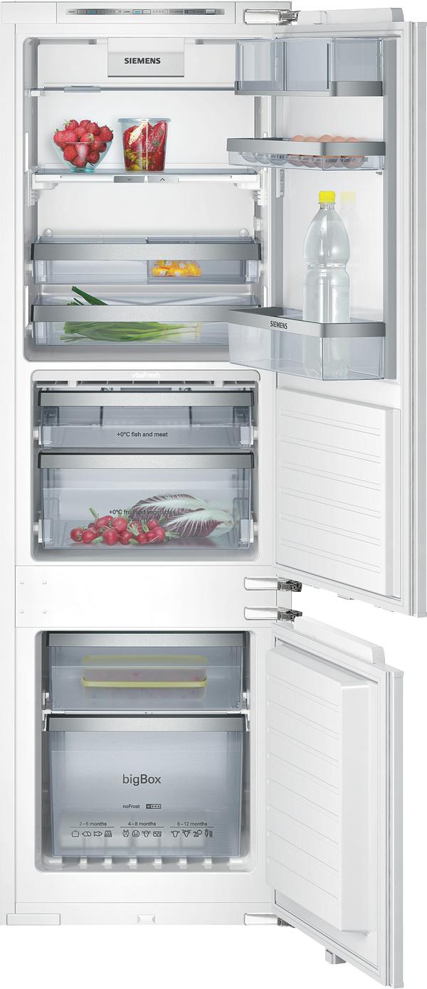 Siemens KI39FP60 Einbau-Kühl-Gefrierkombination iQ700/ Energieeffizienzklasse A++ (Spektrum: A+++ bis D)