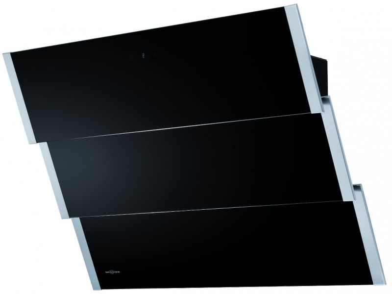 Oranier Lito75S 876777 Kopffrei-Wandhaube/ Energieeffizienzklasse A