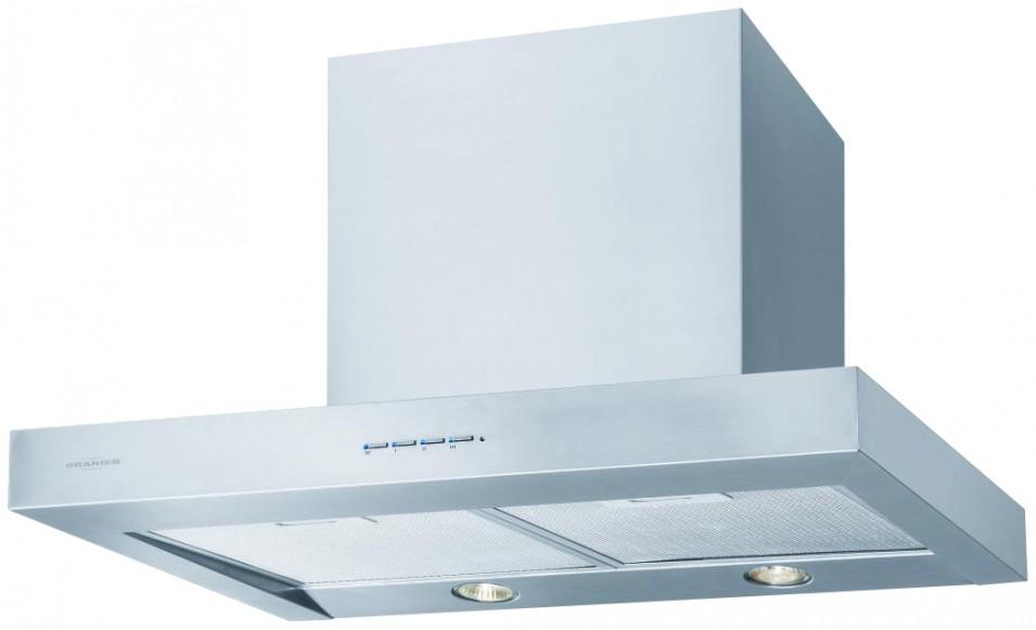 Oranier BRISA60E 875362 Wand-Dunstabzugshaube/ Energieeffizienzklasse D