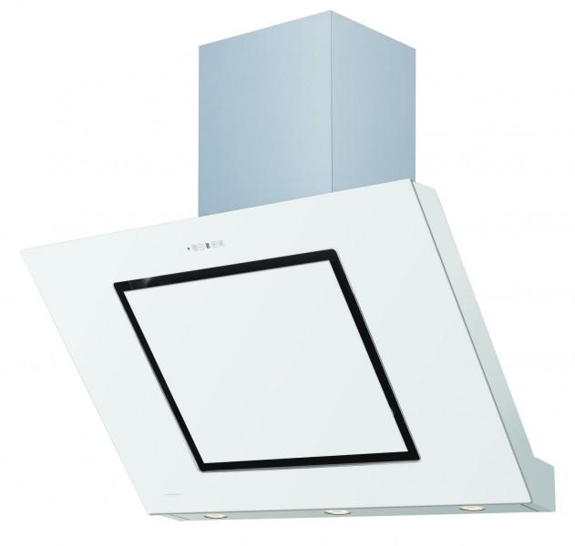 Oranier LARA90W 876393 Wand-Dunstabzugshaube/ Energieeffizienzklasse A
