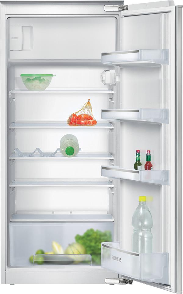 Siemens KI24LV52 Einbau-Kühlschrank iQ100/ Energieeffizienzklasse A+