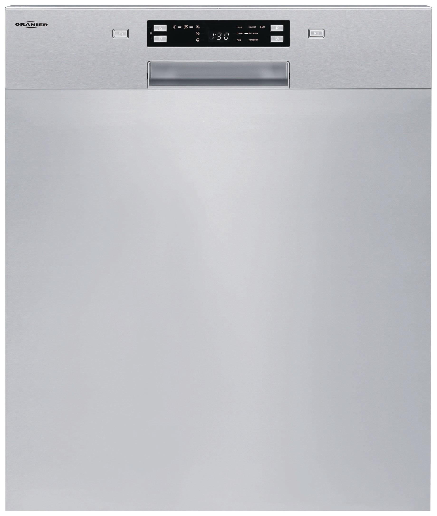 Oranier GAB7568 7568 12 Einbau-Geschirrspüler integrierbar/ Energieeffizienzklasse A+