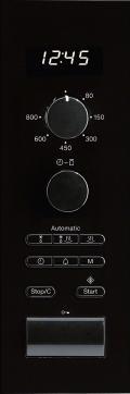 Miele M 6030 SC Kompakt-Einbau-Mikrowelle