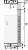 Miele M 6032 SC Kompakt-Einbau-Mikrowelle