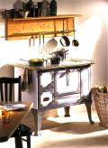 Wamsler K138J Küchenherd, Weiß, Ambiente Line, Jubiläumsherd, Energieeffizienzklasse A