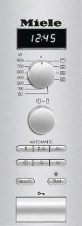 Miele M6012SC Mikrowelle