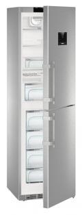 Liebherr CNPes4758 Premium NoFrost Kühl-Gefrierkombination/ Energieeffizienzklasse A+++