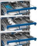 Oranier GAB7580 Einbau-Geschirrspüler integrierbar/ Energieeffizienzklasse A+++