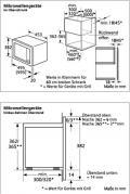 Siemens HF15M552 Einbau-Mikrowelle