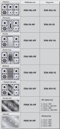 ILVE PDN-906-VG Professional Plus Gasherd, Gasbackofen mit Umluft, rot, Nostalgie