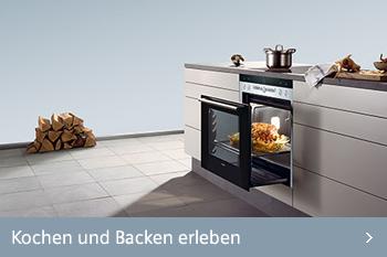 Siemens Kochen und Backen