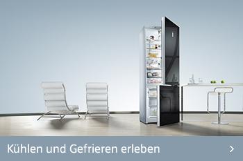 Siemens kühlen und gefrieren