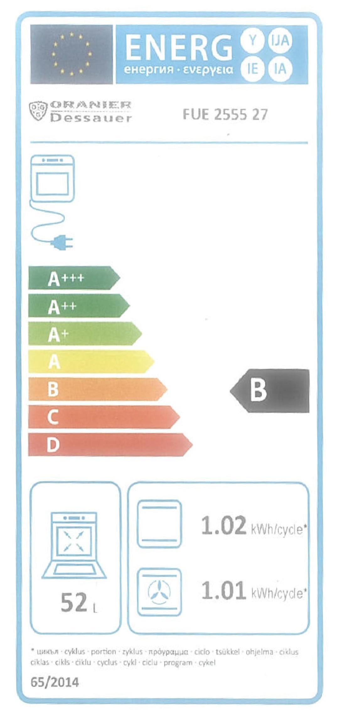 Energieklasse B||5